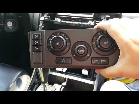 Расположение концевика двери у Rover 25
