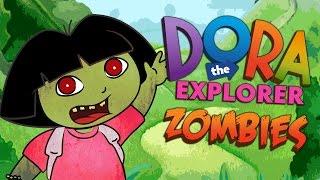 getlinkyoutube.com-Call of Duty Zombies ★ DORA THE ZOMBIE EXPLORER