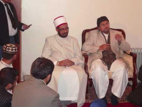 Visit of Sahibzada Hussain Mohi-ud-Din to Darbar-e-Ghousia Qadiria Tahiria