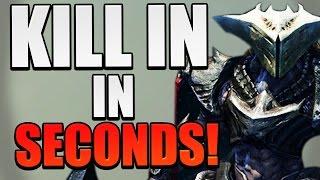 "getlinkyoutube.com-Destiny - How To Kill ""Dark Blade"" In 40 Seconds!! Super Easy And Fast Exotic Rewards! (Strike BOSS)"
