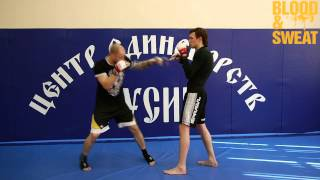 getlinkyoutube.com-Разбор ударной техники Джуниора Дос Сантос. Boxing. Junior Dos Santos fight style.