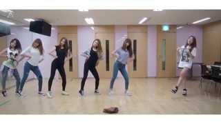 getlinkyoutube.com-Apink - Mr.Chu - mirrored dance practice video - 에이핑크 미스터 츄