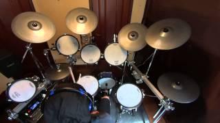 getlinkyoutube.com-【叩いてみた】山下達郎 - SPARKLE(Live)【ドラム】