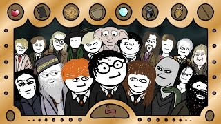 getlinkyoutube.com-Die komplette Harry Potter Saga in so und so vielen Sekunden