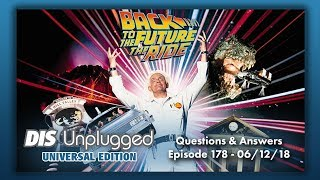 Universal Orlando Questions & Answers | Universal Edition | 06/14/18