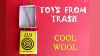 getlinkyoutube.com-COOL WOOL - FRENCH - Magical Matchbox!