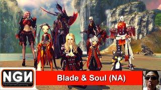 getlinkyoutube.com-ฺBlade & Soul (NA) - ออกเดินทางได้ (PC/เกมออนไลน์)