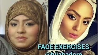 getlinkyoutube.com-Face Toning Exercises- how to lose fat from your face