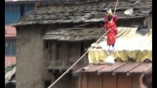 JOSHIMATH : गरुड़छाड़ मेला- गरुड़ पर बैठकर अपने धाम के लिए रवाना हुए बद्रीविशाल