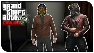 getlinkyoutube.com-GTA 5 Online - FASHION FRIDAY! (Star Lord, Spongebob & BayWatch) [GTA V Cool Outifts]