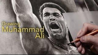 getlinkyoutube.com-Drawing Muhammad Ali