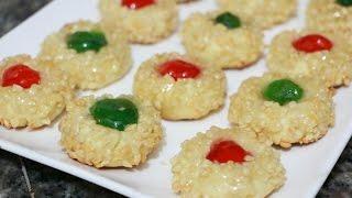 حلويات العيد / حلوة المشوكة باللوز مع طبخ ليلى halawiayat