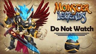 getlinkyoutube.com-Monster Legends - Nebotus Combat Fight [Golden Edition]