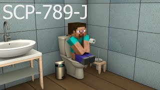 getlinkyoutube.com-SCP-789-J Minecraft Containment Breach [The Butt Ghost]
