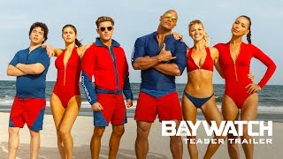 getlinkyoutube.com-Baywatch Teaser Trailer (2017) - Paramount Pictures