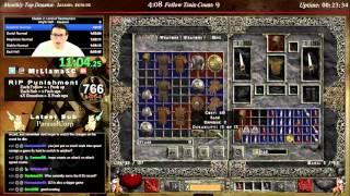 getlinkyoutube.com-Diablo 2 - Hell Assassin speedrun WORLD RECORD - 7:27:22