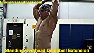 getlinkyoutube.com-[Fitness] 아름다운 팔의 완성, 삼두를 키워주는 13가지 운동법