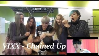 getlinkyoutube.com-빅스(VIXX) - 사슬 (Chained up) MV Reaction [Plan B]