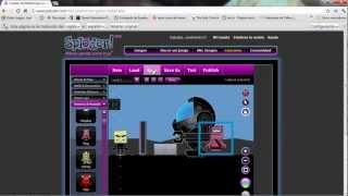getlinkyoutube.com-Como crear tu propio juego sin descargar nada