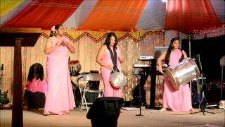 getlinkyoutube.com-Florida Tassa Girls - Diwali 2014