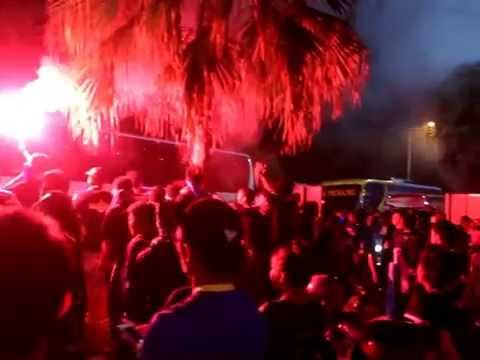 ultras panthers- Penang vs PDRM