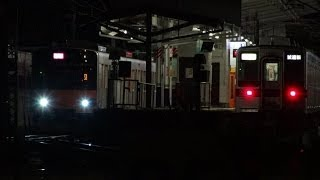 getlinkyoutube.com-【全列車収録】東武東上線 ATC試運転 川越市駅