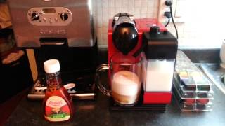 getlinkyoutube.com-Nespresso Lattissima Plus - Double Latte