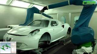 getlinkyoutube.com-CMA Robotics Spa - Automotive painting