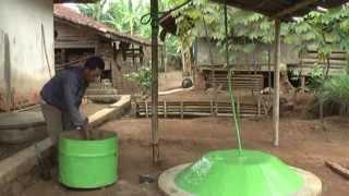 getlinkyoutube.com-Teknologi Pembuatan Biogas