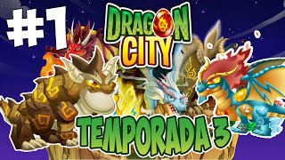 getlinkyoutube.com-Dragon City T3 - Capitulo 1 - Dragon Tierra Doble y Dragon Elementos