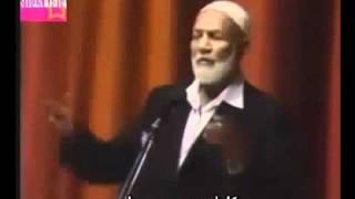 getlinkyoutube.com-Did God Die? - FUNNY - Sheikh Ahmed Deedat
