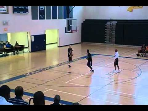 2011 Junior Orange Bowl Basketball Coaches Clinic - Mike Jarvis FAU, Part 1