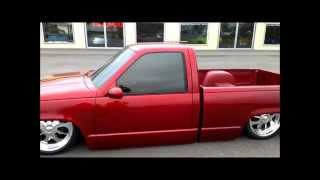 getlinkyoutube.com-1995 Chevrolet 1500 Pickup with air ride