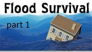 getlinkyoutube.com-Roblox Flood Survival Waves part 1
