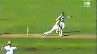 Saqlain Mushtaq Amazing 3 wicket over VS Austrailia