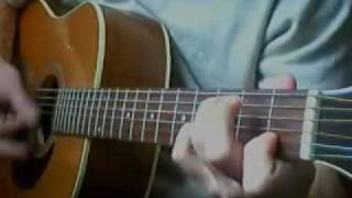 Amen omen acoustic guitar