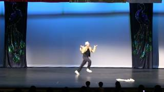 Bang Bang Title Song & Ek Pal Ka Jeena Dance Performance by Amesh Daga @ MSU