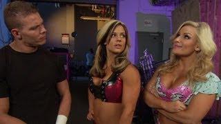 getlinkyoutube.com-Natalya catches Tyson Kidd and Kaitlyn talking: WWE NXT -