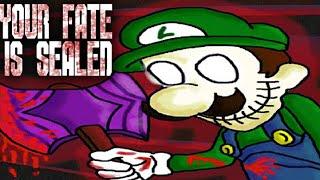 getlinkyoutube.com-YOUR FATE IS SEALED [Super Mario Horror Game]