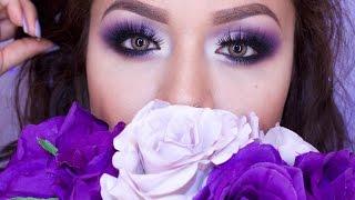getlinkyoutube.com-Tutorial De Maquillaje: Morado Romantico - JuanCarlos960