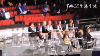 getlinkyoutube.com-151202 MAMA Best new female artist TWICE Fancam