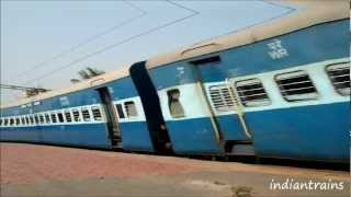 indiantrains@ funny train video for children/7 crazy express mail trains goes haywire (part 2/3)