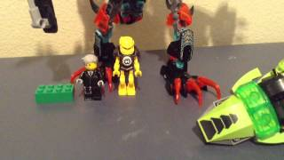 getlinkyoutube.com-Lego Hero Factory MOC Ultra Beast