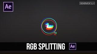 getlinkyoutube.com-After Effects Tutorial: RGB Splitting - Glitch Effect (No Plugins)