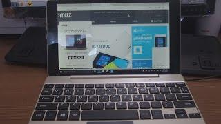 getlinkyoutube.com-아이뮤즈 윈도우 & 안드로이드 듀얼OS 태블릿PC 컨버터9 새학기 시작 (iMUZ Converter9 )