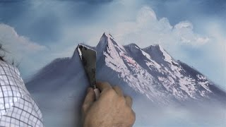 getlinkyoutube.com-New Mountain - Painting Lesson