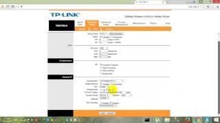 getlinkyoutube.com-تحويل روتر tplink البرتقالي الى اكسس بوينت