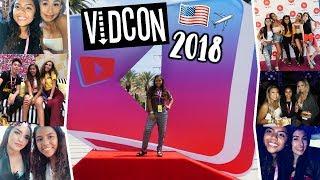ESTO ME PASÓ EN VIDCON 2018!! |Johanna De La Cruz