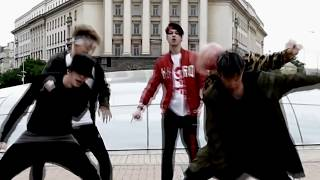 M.O.D.  - BTS MIC DROP (dance cover) ft. Cardi B K-BOY