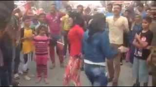 getlinkyoutube.com-أحلي رقص من أحلي بنات من بحري - علي أغنية بشرة خير